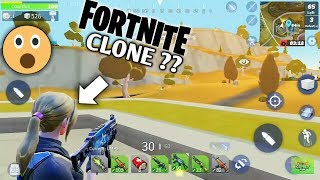 New Fortnite Clone!! Creative Destruction Android Gameplay!!