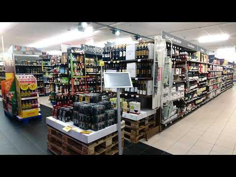 Hypermarket Carrefour, Westerlo, Belgium