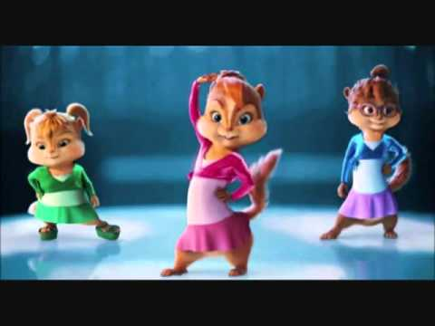 The Chipettes-Bad Romance