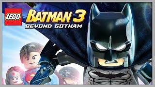 LEGO BATMAN 3 : AU-DELÀ DE GOTHAM - LE FILM (GAME MOVIE)