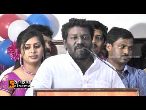 Karunas at Kalar Kannadigal Movie Audio Launch