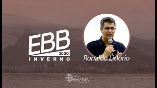 EBB de Inverno - Ronaldo Lidório