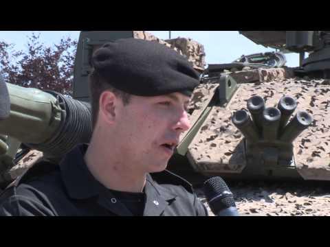 Wargaming At Tankfest 2013 - Richard