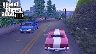 GTA 3 SPEEDRUN (учимся бегать на время)
