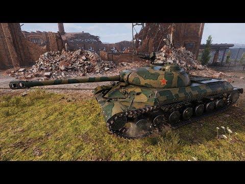 World of Tanks WZ-111 ***ADVENT CALENDAR 2019 DAY 3***