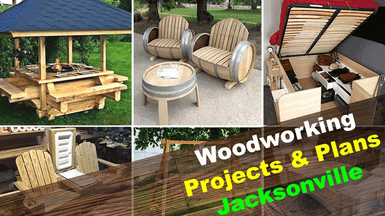 woodworking projects & plans jacksonville florida fl