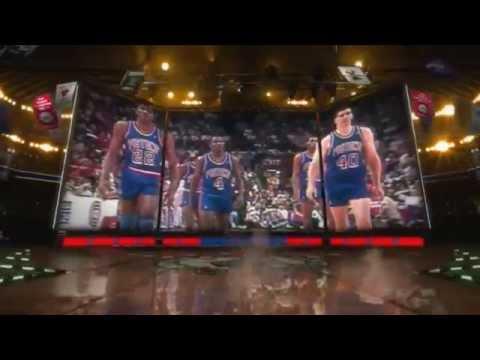 NBA Finals 2015 - Amazing Intro! (ESPN - Cavs vs Warriors)