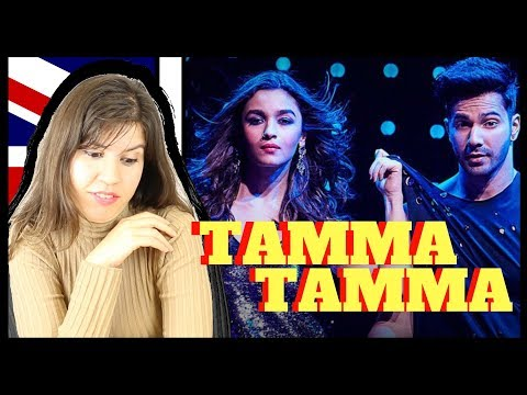 BRITISH PEOPLE REACT TO TAMMA TAMMA