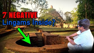 1700 Year Old 'Negative Lingam' - Secret Sankara Stones Inside?
