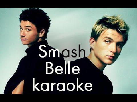 Smash Sergey Lazarev & Vlad Topalov   Belle karaoke