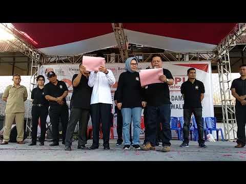 Video Deklarasi Pilkada Damai Pasangan Calon Wali Kota Dan Wakil Wali Kota Kotamobagu 2018