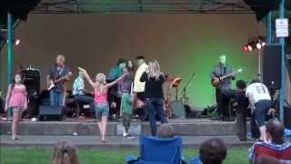 SOUTHERN KNIGHTS -  BROWN EYED GIRL -  JUSTUS PARK   July 3, 2014   Oil City, Pa