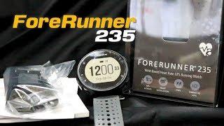 รีวิว Garmin ForeRunner 235