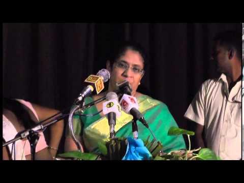 Sri Lanka School of nursing iva - Capping Ceremony (Ratnpura 2015) Cilp 1