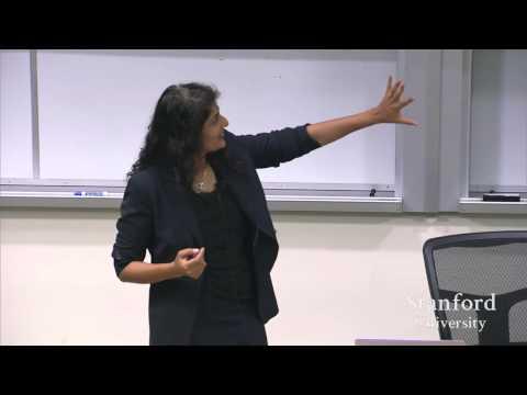 Stanford Seminar - The Solar Power Industry