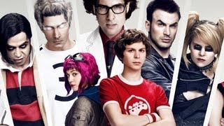 """SCOTT PILGRIM gegen den Rest der Welt"" 