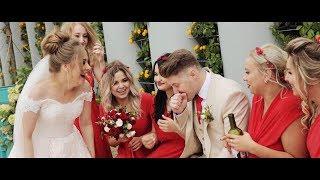 Свадебный клип. Антон и Кристина