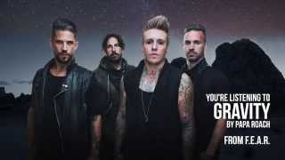 Papa Roach - Gravity (ft.  Maria Brink of In This Moment) (Audio Stream)