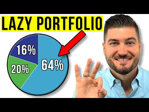 How To Build A 3 Fund Portfolio (The Lazy Portfolio)