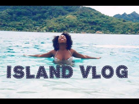 TRAVEL VLOG: MY TRIP TO TAHITI