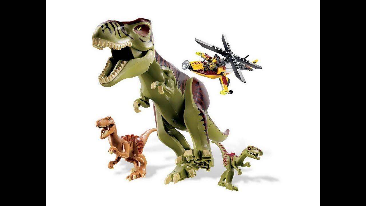 Jouet lego dino dinosaures jouets pour les enfants youtube - Lego dinosaures ...