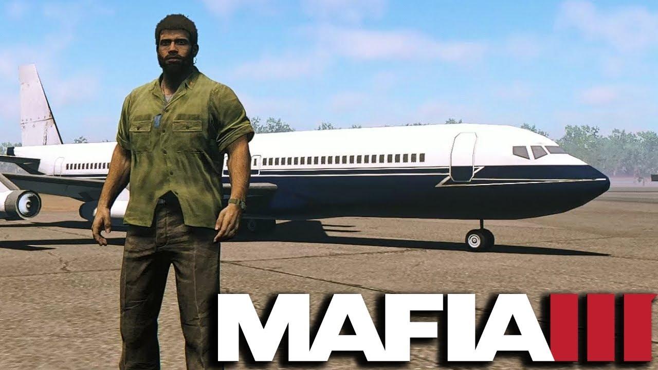 Mafia 3 Secret Location - North Lake Airport
