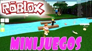 ROBLOX EPICOS MINIGAMES!!!