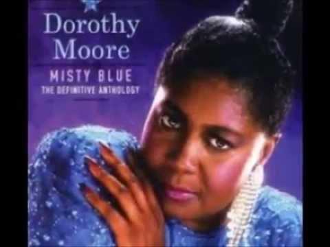 Misty Blue - Dorothy Moore (Karaoke)