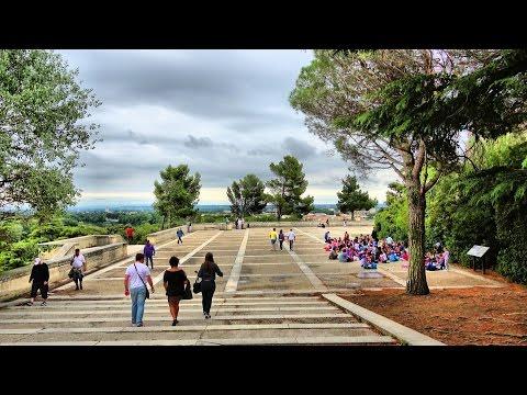[4K] Avignon Rocher des Doms (The Gardens), France, Provence (videoturysta.eu)