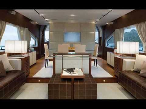 Charter Motor Yacht Aicon75 Fly in Greece and Italy.wmv