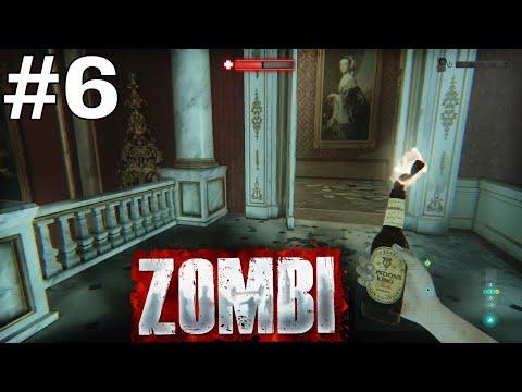 ZOMBI [Part #6] - BUCKINGHAM PALACE!