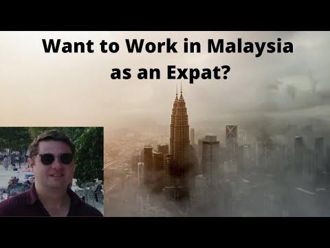 Expat Employment Pass In Kuala Lumpur (KL) Malaysia Post Covid-19