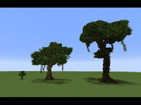 Building With Grian - Minecraft Tree Tutorial