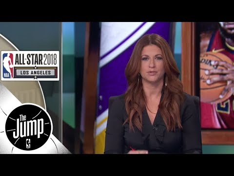 NBA's stars proving they can compete with Hollywood | The Jump | ESPN