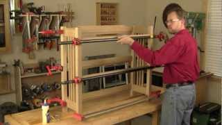 How To Make A Stickley-inspired Bookcase In A Small Shop