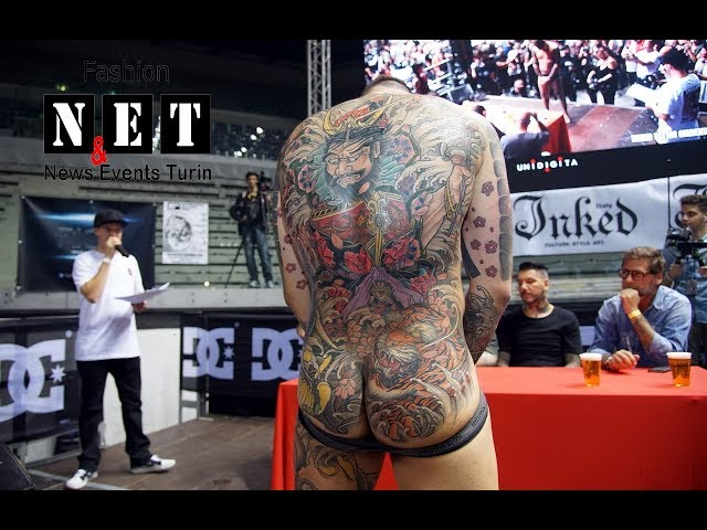 TORINO TATTOO CONVENTION 2017 - NET