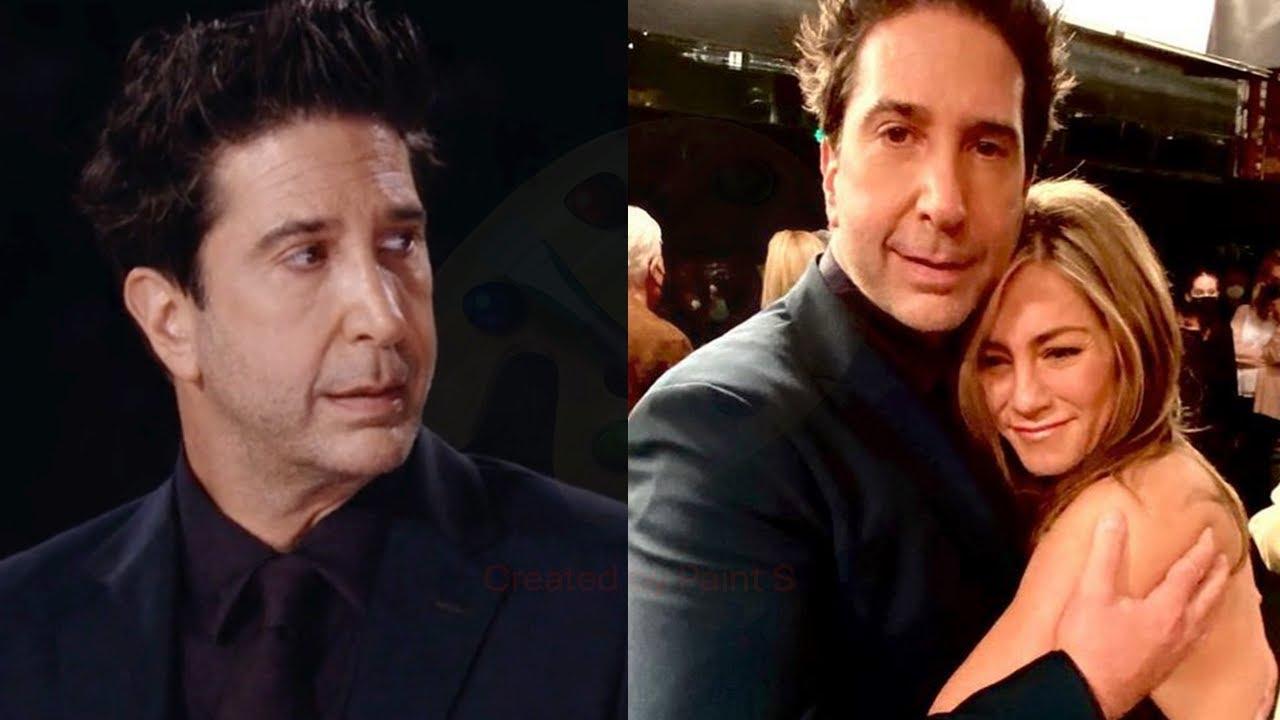 David Schwimmer Responded To Jennifer Aniston Dating Rumors ...