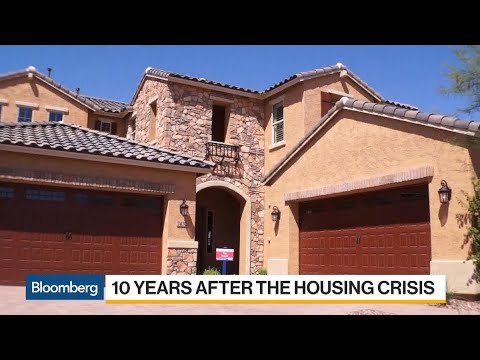 U.S. Housing: What's Changed 10 Years After the Financial Crisis?