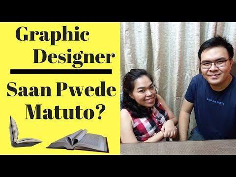 HOME BASED JOB – Graphic Designer – Paano Mag Simula / Saan Pwede Matuto / Starting Rate?