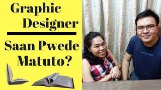 HOME BASED JOB - Graphic Designer - Paano Mag Simula / Saan Pwede Matuto / Starting Rate?