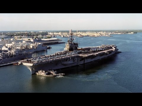 Aircraft carrier used for 'Top Gun' sold for scrap