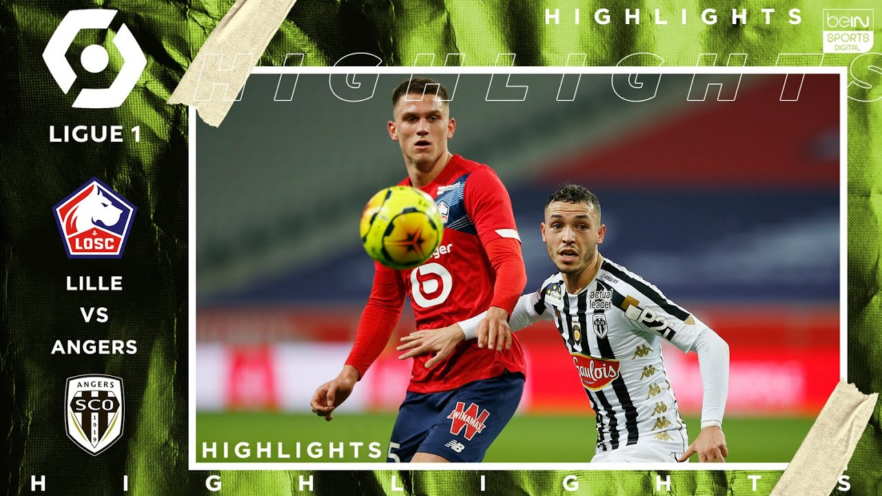 Download Lille 1 - 2 Angers - HIGHLIGHTS & GOALS - 1/6/2021