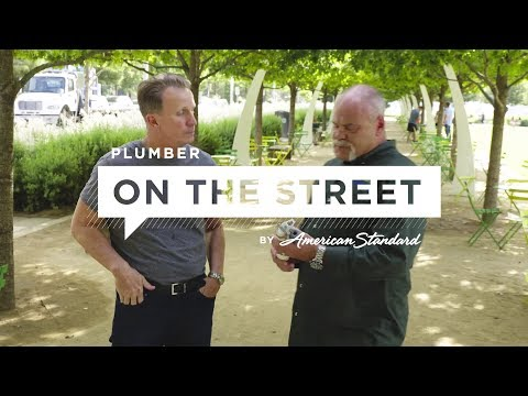 Plumber on the Street by American Standard: Toilet Ballcock