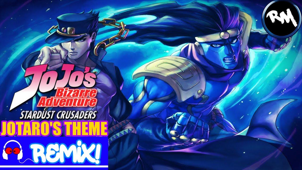 JoJo's Bizarre Adventure: Jotaro's Theme (Trap Remix) -RM