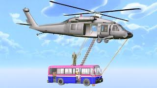 హెలికాప్టర్  రక్షించు  బస్సు   A Crazy Helicopter Rescue Bus Comedy Story in Telugu   Jabardasth