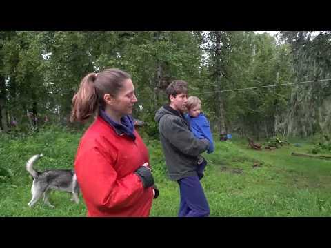 Full Off The Grid Alaska Homestead Tour ~ Tiny House & Properties