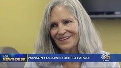 Gov. Newsom Reverses Decision To Free Manson Follower Leslie Van Houten