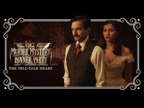 Edgar Allan Poe's Murder Mystery Dinner Party Ch. 11: The Tell-Tale Heart