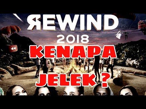 Kenapa Kita Kecewa Pada Youtube Rewind 2018 ?