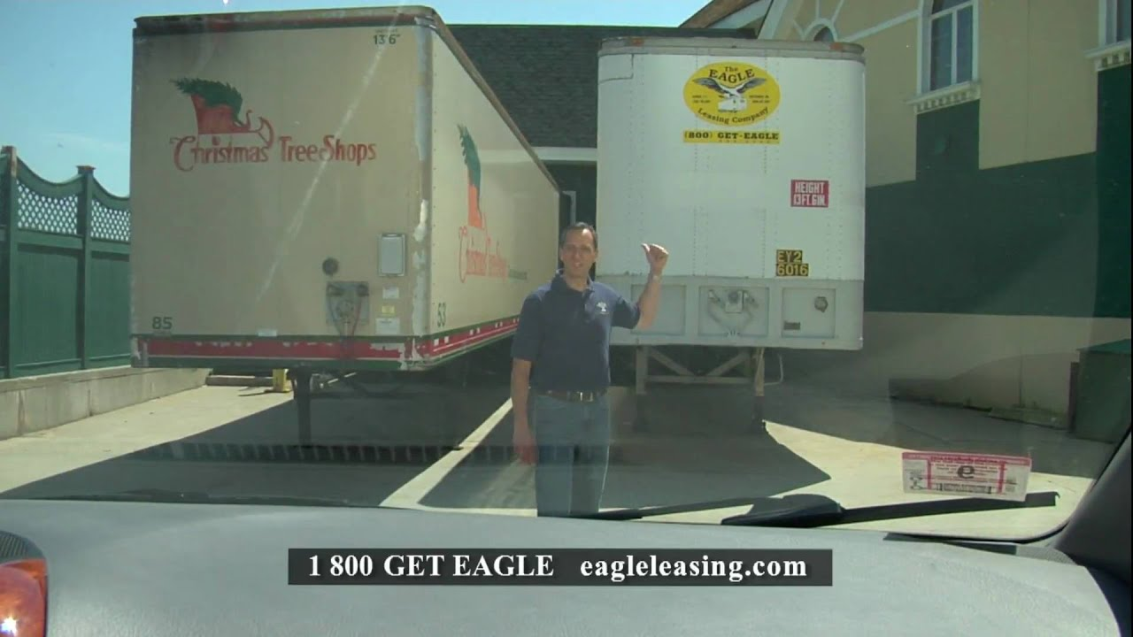 Storage Containers Storage Trailer Rental Eagle Leasing
